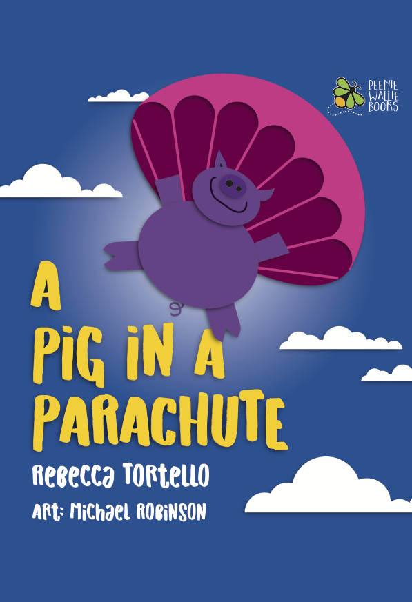 A Pig In A Parachute